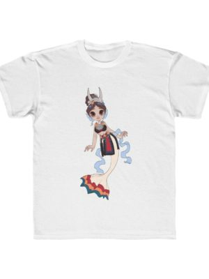 Kids Hmong Mermaid